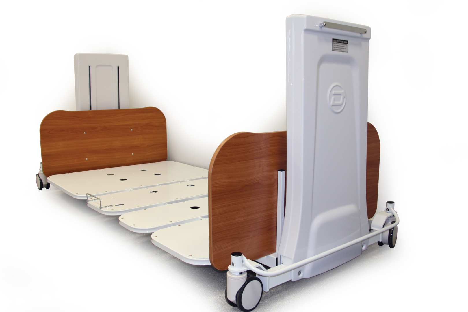 Big Ted Bariatric Bed Floor Line