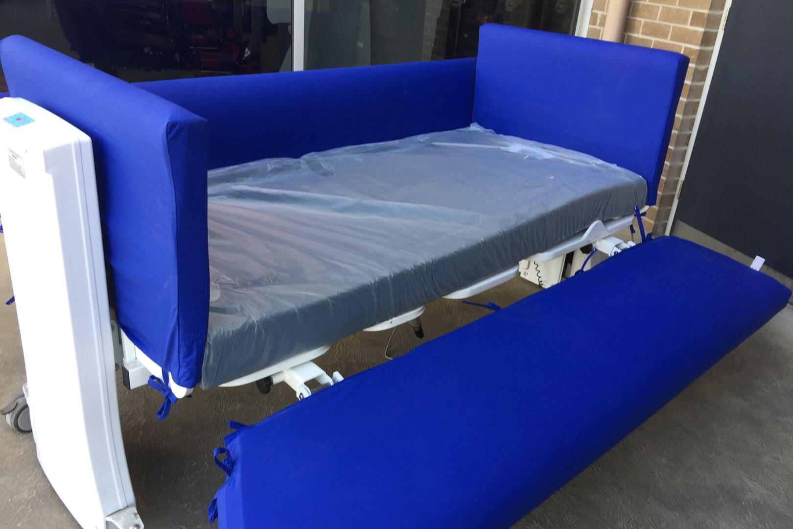 High Protection System Bed Floor Line
