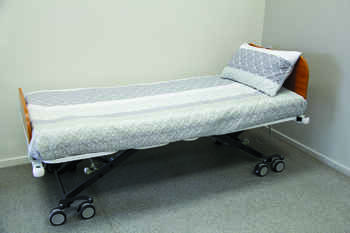 Concord Bed Towerless Floorline