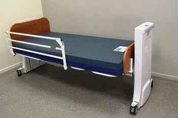 Floorline Bed - Lucy