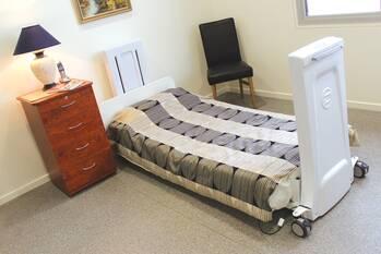 Rose II Bed Floorline