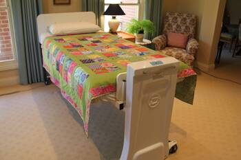 Rose II Bed Floorline